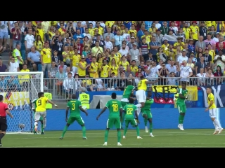 Топ-3 голов последнего игрового дня группового этапа ЧМ-2018