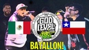 🇨🇱 TEAM CHILE VS TEAM MEXICO 🇲🇽 | (Cuartos) God Level Fest CHILE 2019