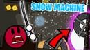 SNOW MACHINE UPDATE IN Frozen Desert Event