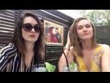 Видео 6. Настя и Таня рассказывают подробно о поездке в Италию