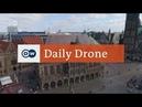 DailyDrone: Bremer Rathaus | DW Deutsch (2017) - ратуша, Бремен