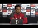 🎙 Le FC Séville est favori pour remporter lEuropa League