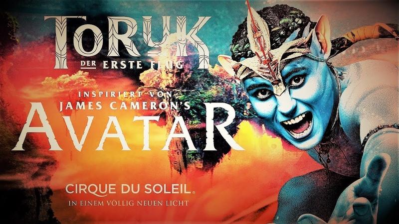 Cirque Du Soleil: TORUK – Der erste Flug.