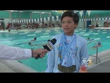 10-Year-Old Clark Kent Shatters Phelps Record
