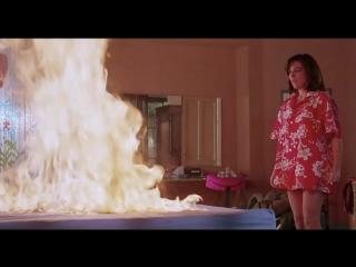 red in fire (Женщины на гране нервного срыва , Педро Альмодовр)