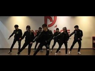 [NYDANCE]오디션반 태민(TAEMIN)-Press Your Number K-pop Cover dance 방송안무 커버댄스 영상 (인천댄스학
