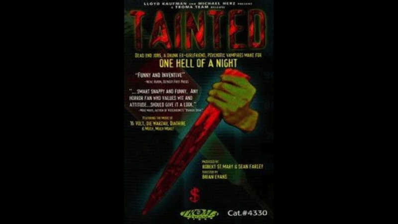 Tainted / Заражённый (1998)
