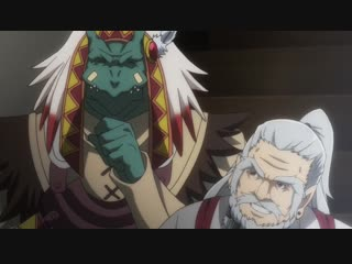 Убийца гоблинов / Goblin Slayer 11 серия (Raw)