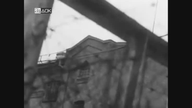 Чикатило дает интервью в камере смертников
