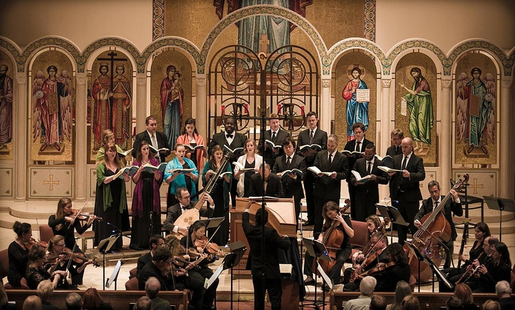 Bach Collegium San Diego | G.F. Handel: Messiah (O death where is thy sting But thanks be to God)