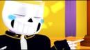 [MMD Undertale AU] Lovely Day (meme) [Nightmare Sans]
