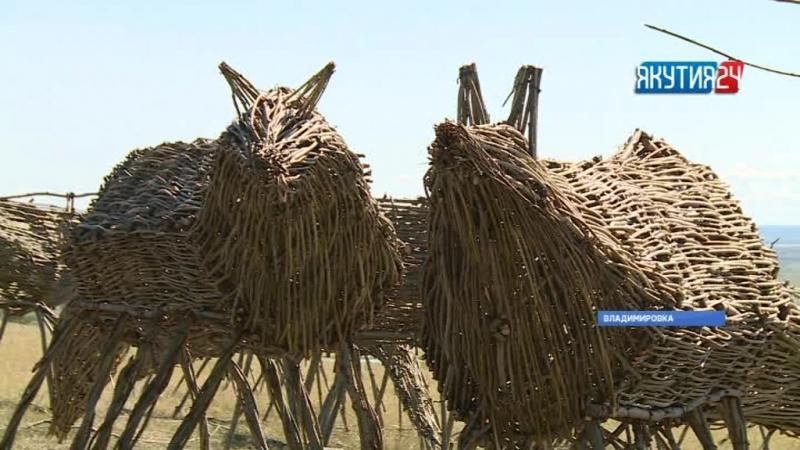 Арт-объект «Священный табун мифических лошадей» презентуют в Якутске в день города