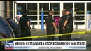 Armed man who shot, killed Walmart gunman is a pastor