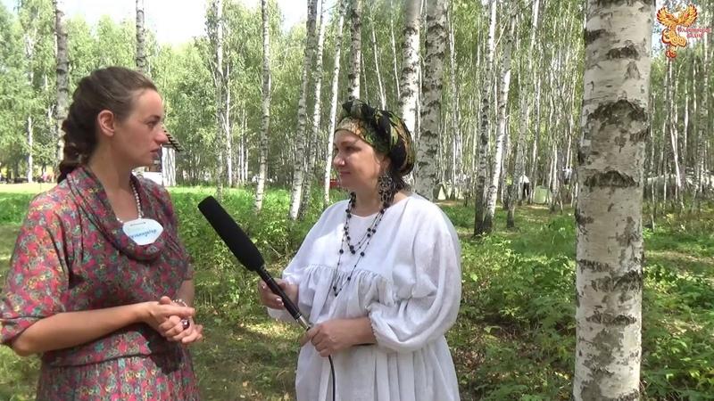 Дарья Кулькова и Елена Андреева о Экофесте 2018 РП Милёнки