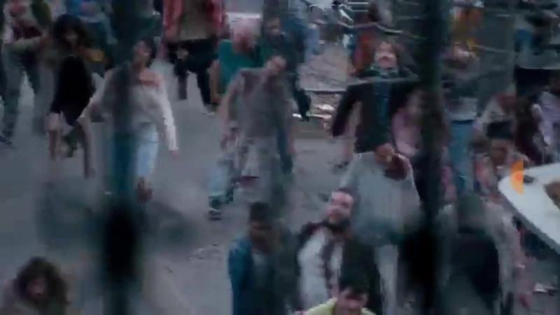 как отрываются барабанщики в зомби апокалипс