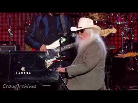 HD Elton John Leon Russell Sheryl Crow Neko Case Helpless Live 2010