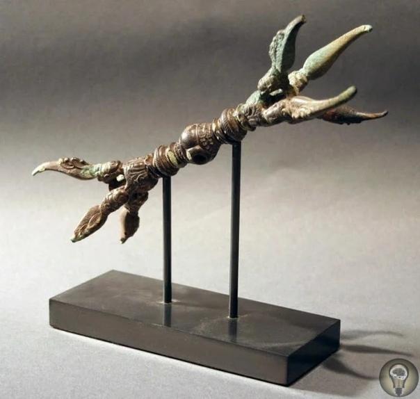 Мифы и легенды: Древнее приспособление «Ваджра», которое умело метать лучи