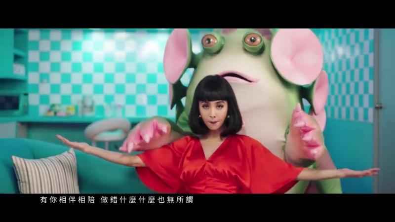 蔡依林 Jolin Tsai - 什麼什麼 Stand Up (《捉妖記2》電影主題曲 華納official 官方MV) (Radio SaturnFM www.saturnfm.com)
