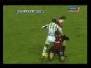 Серия А 09/10. 19 тур. Ювентус - Милан (0-3) 1-й тайм