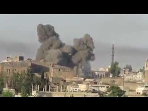 · Бусра Аль-Шам Из действий людей Божьих. В настоящее время в городе обитают наемники наемников ... Муртада ...