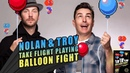 Nolan North and Troy Baker Take Flight Playing Balloon Fight