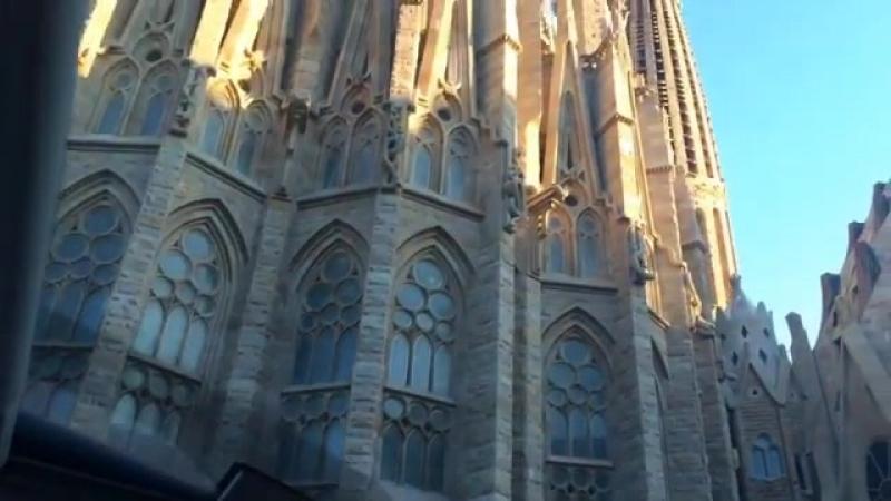 Martпутешествия barcelona spain cataluna mart_вдохновение