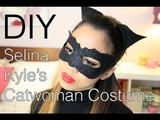 Halloween DIY Selina KyleCatwoman (The Dark Knight Rises) Costume, Makeup, and Hair