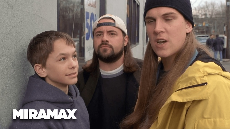 Jay and Silent Bob Strike Back 'Quick Stop' HD Kevin Smith Jason Mewes 2001