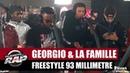 Georgio - Freestyle 93 millimètres la famille PlanèteRap