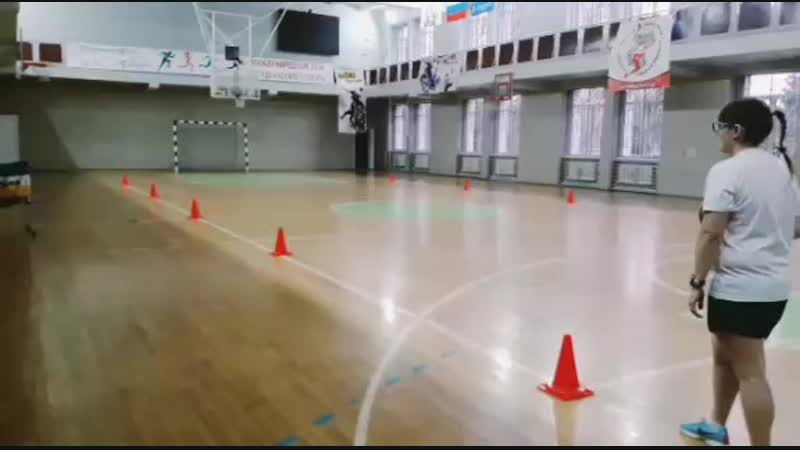 Баскетбол- сборы 22.10.18.
