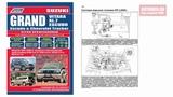 Руководство по ремонту Suzuki Grand Vitara, XL-7, Escudo, Chevrolet Tracker, Mazda Levante