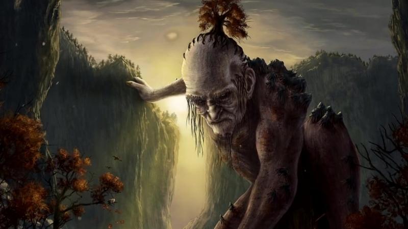 Скандинавская мифология Как Тор ходил в гости к великанам