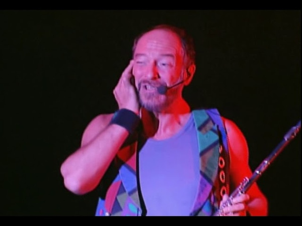 Jethro Tull - HD - Live In Chile 1996