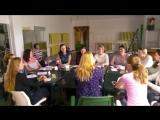 Встреча в Проектной мастерской 11 августа