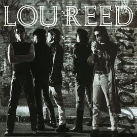 Lou Reed альбом New York
