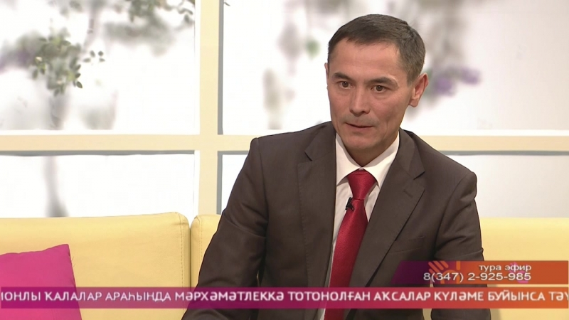 студия ҡунағы - Юнир Исхаков