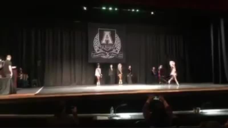 The Academy Feis 2019 - u13 Parade of Champions | Ирландские танцы