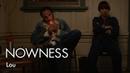 Joaquin Phoenix stars alongside Sasha Frolova in Lou