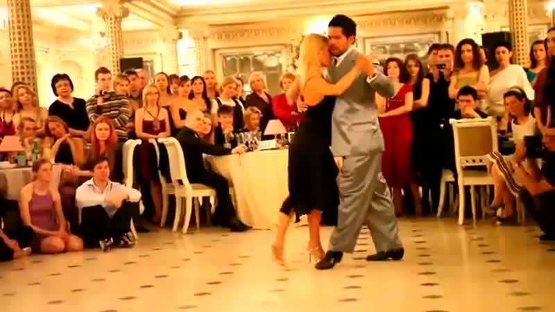 Tango Cafe Domínguez - Sebastian Arce and Mariana Montes