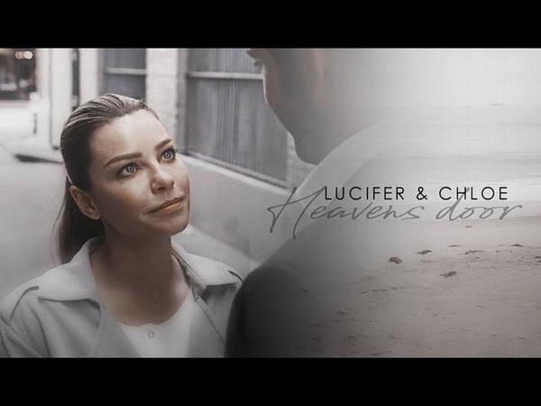 Lucifer Chloe | Heavens door (3x24)