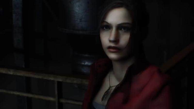 Игра Resident Evil 2 - Русский анонсирующий трейлер (E3 2018, Субтитры) / Шутер / Ужасы / Выживание / Xbox One / PlayStation 4