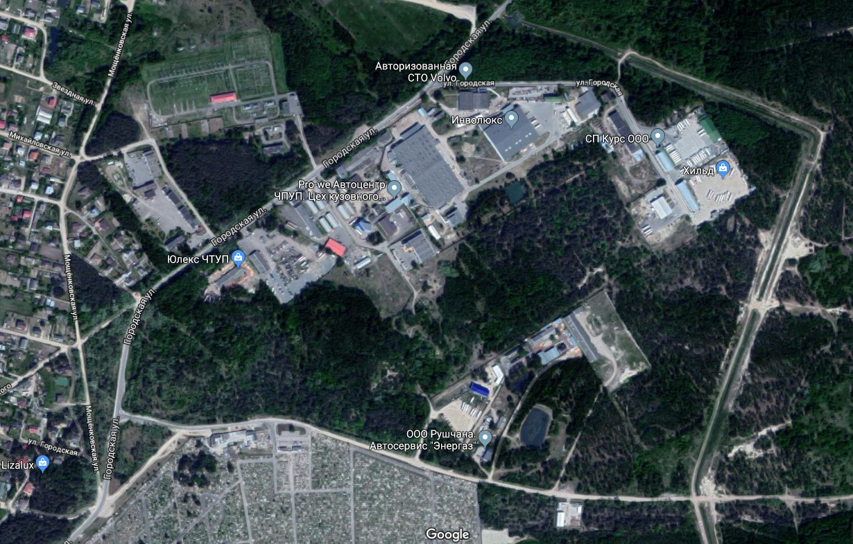 Две стихийные свалки технологического мусора обнаружены в районе Плоски. А кто это сделал?