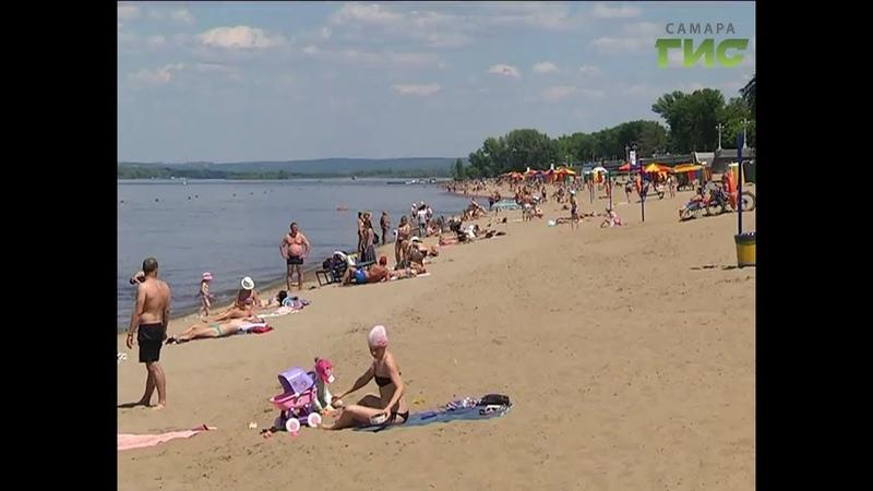 Вот и лето пришло. В городе-курорте официально открыт пляжный сезон