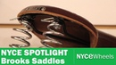 NYCE Spotlight Brooks Saddles