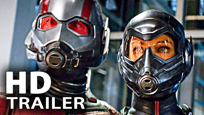 ANT-MAN AND THE WASP Size Matters Promo [HD] Paul Rudd, Michelle Pfeiffer, Evangeline Lilly