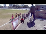 Суровый женский футбол ? В матче аргентинских команд произошла массовая драка (четыре футболистки попали в больницу)