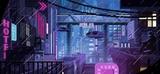8 bit city 2077