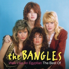 The Bangles альбом Walk Like An Egyptian: The Best Of The Bangles