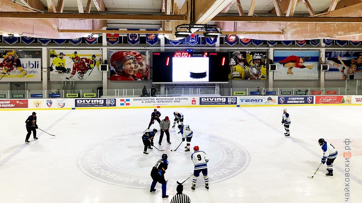 ахоккей, ночная хоккейная лига, чайковский, 2019 год