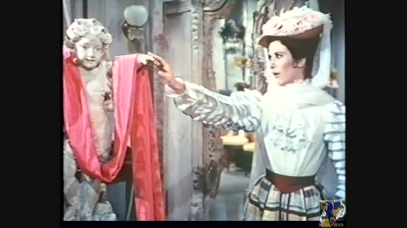 03. Melissa Stafford (в кадре Marianne McAndrew). Ribbons Down My Back (Hello, Dolly!, 1969)